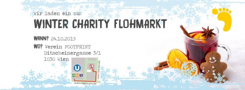 Footprint_Charity Flohmarkt_2015