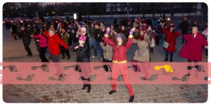 Footprint_One billion rising