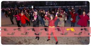 Footprint_One billion rising